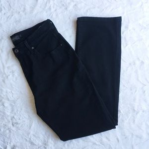 Levi's Black 505 Straight Leg